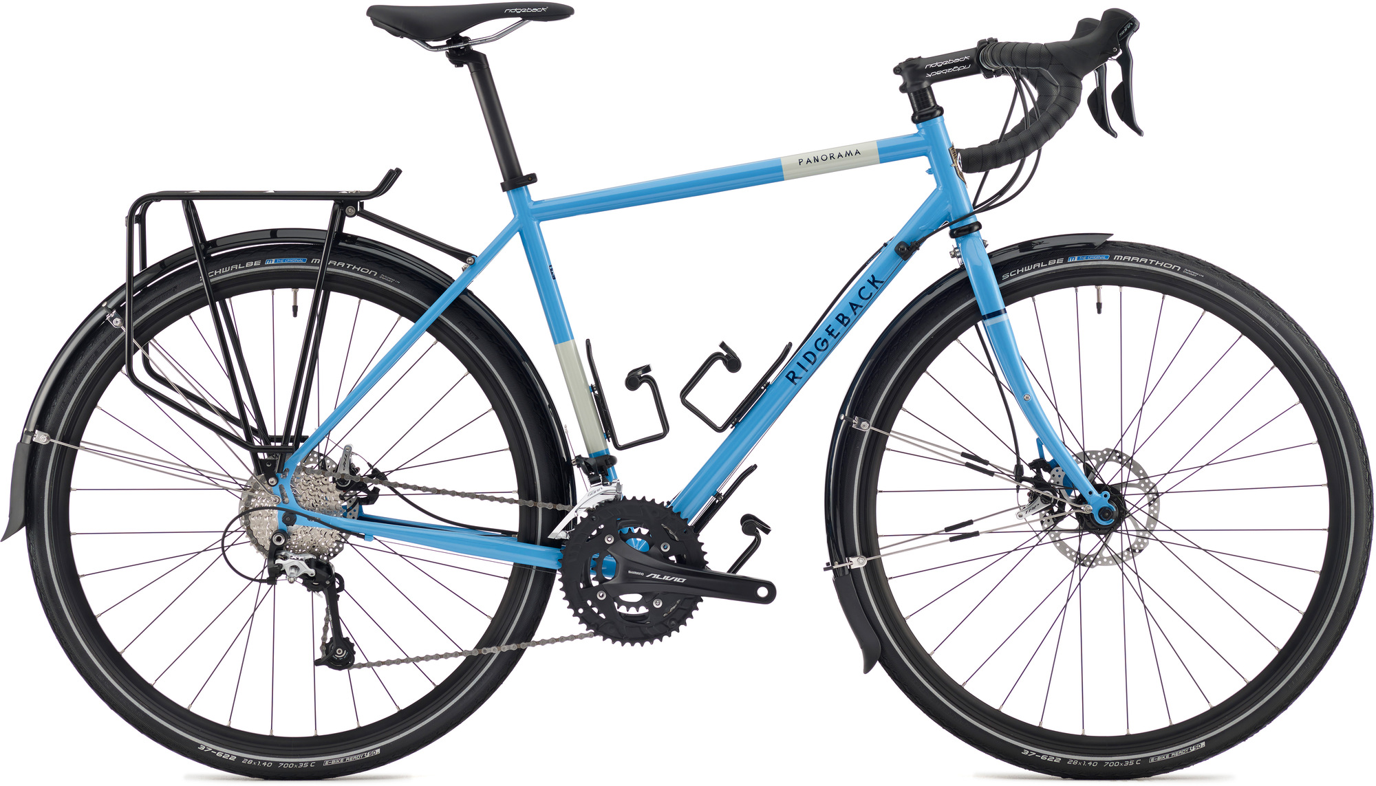01cbf4645dd Ridgeback Panorama 2018 Touring Bike Blue 1 399 99