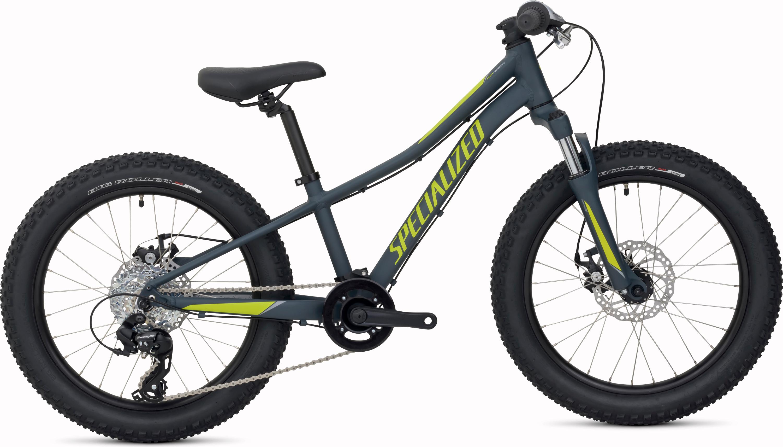 fa021094ef4 Specialized Riprock 20w 2019 Kids Bike - Carbon Grey/Hyper/Cool Grey £365.00