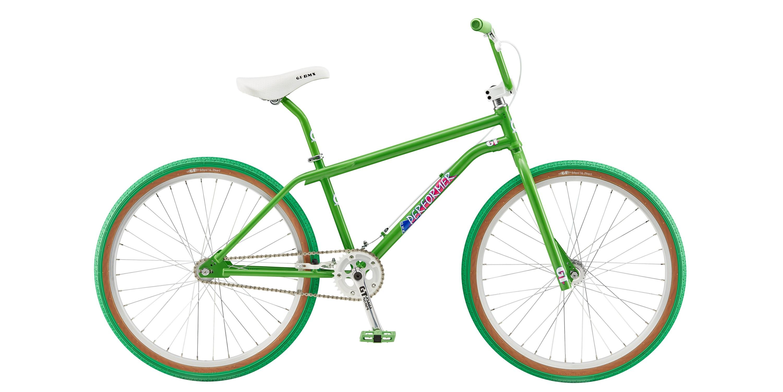 GT Pro Performer 26 inch 2019 BMX Bike - Green