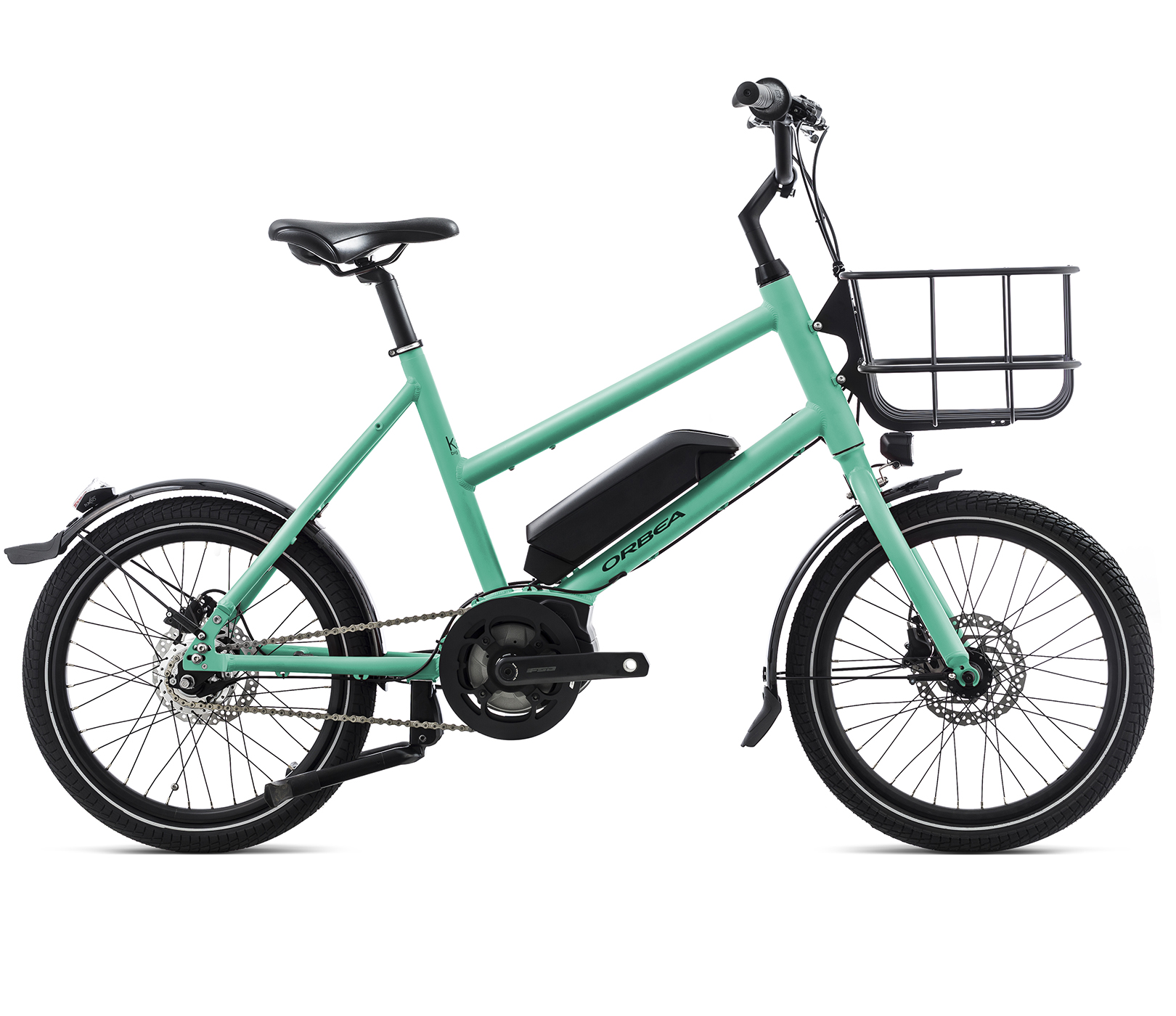 85a9a8af29e Orbea Katu-E 30 2019 Electric Urban Bike - Fresh Green £1,899.00