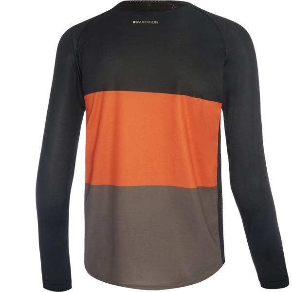 Madison Alpine Men/'s Long Sleeve Jersey