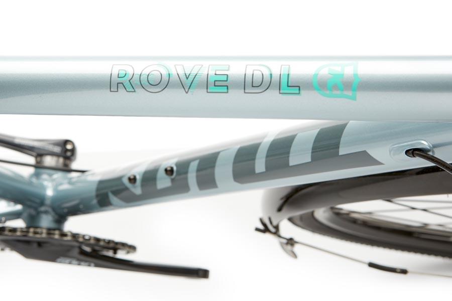 Kona Rove Dl 2020 Gravel Road Bike Silver Grey 163 949 00